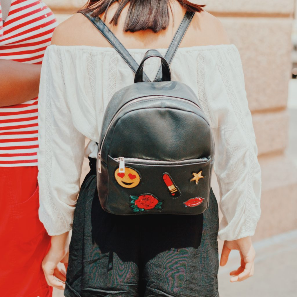 Stranger Fashion — Backpack